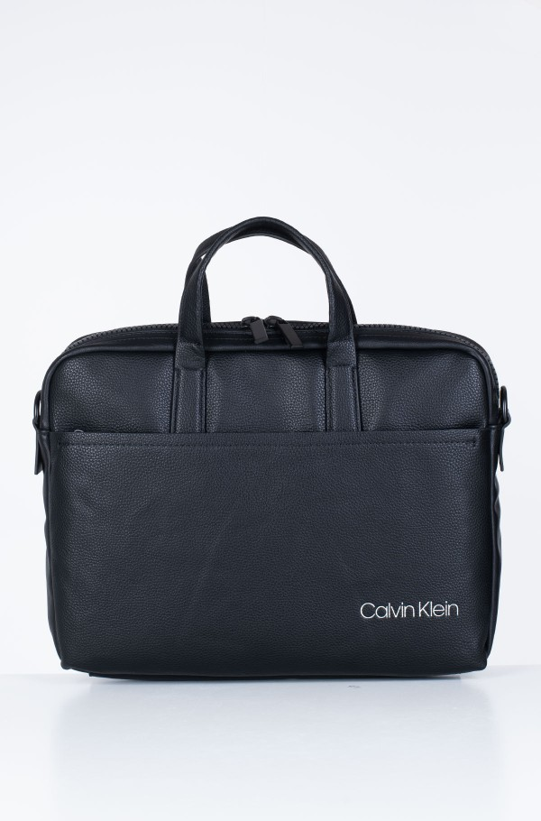 CK DIRECT SLIM LAPTOP BAG