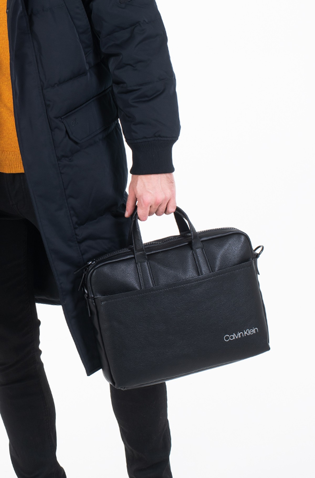 Arvutikott CK DIRECT SLIM LAPTOP BAG-full-2