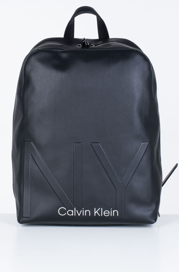 NY SHAPED ROUND BACKPACK