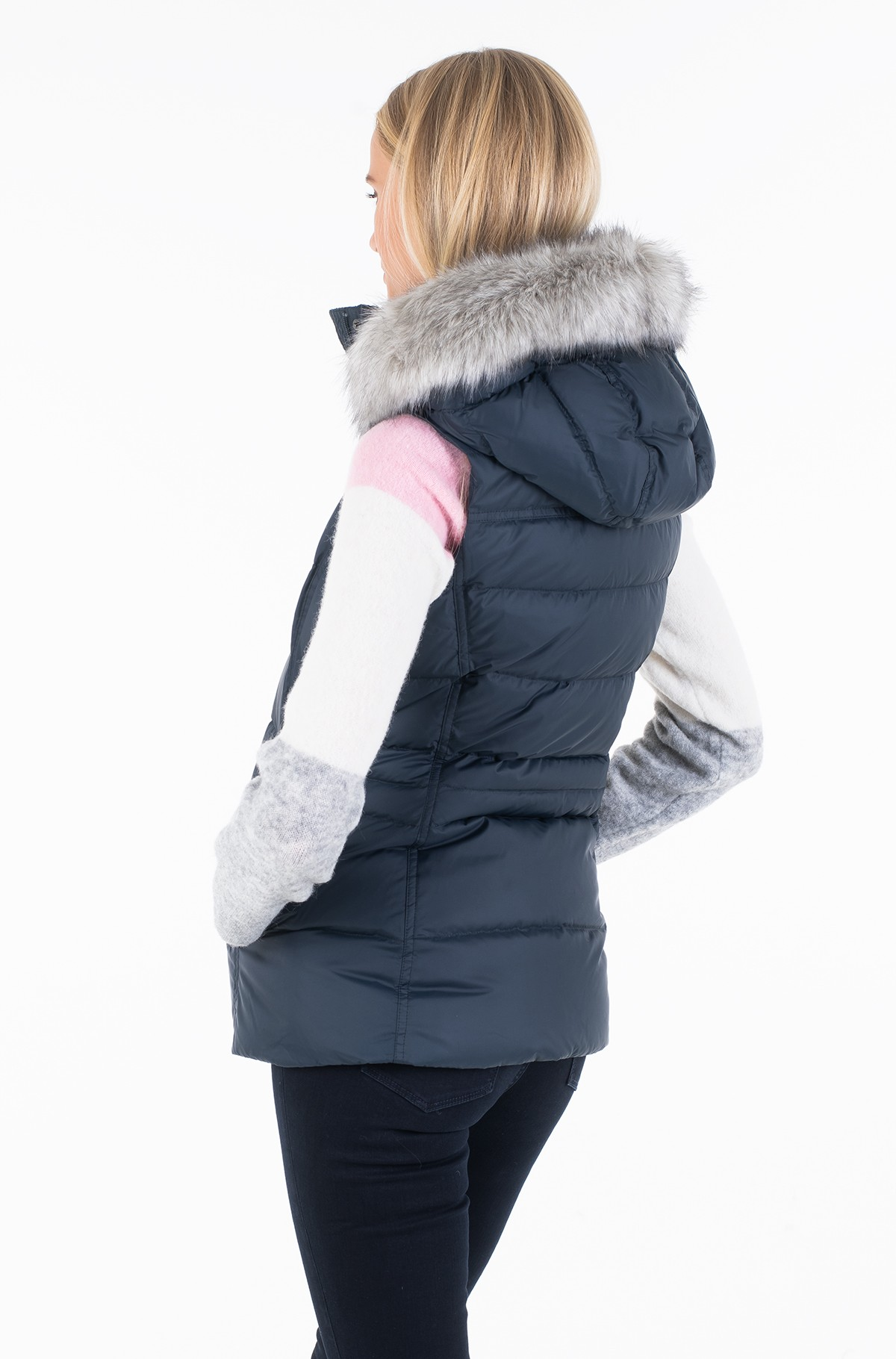 Sulevest NEW TYRA DOWN VEST-full-3