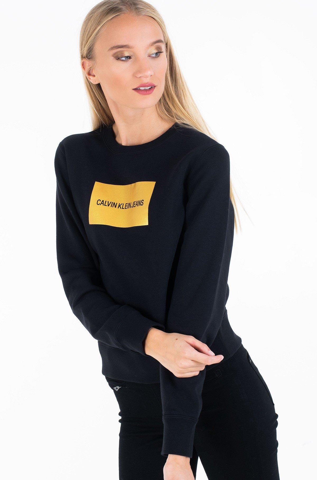 Džemperis INSTIT GOLD BOX LOGO CN-full-1
