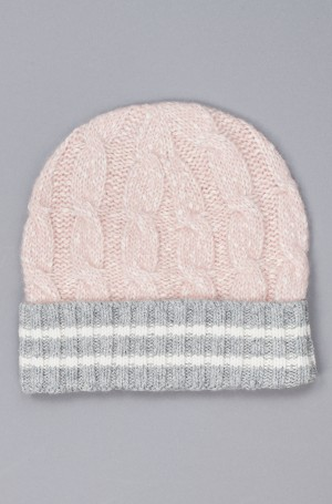 Müts CABLE KNIT BEANIE-1