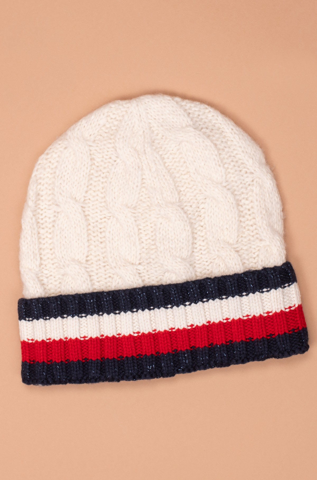 Müts CABLE KNIT BEANIE-full-2
