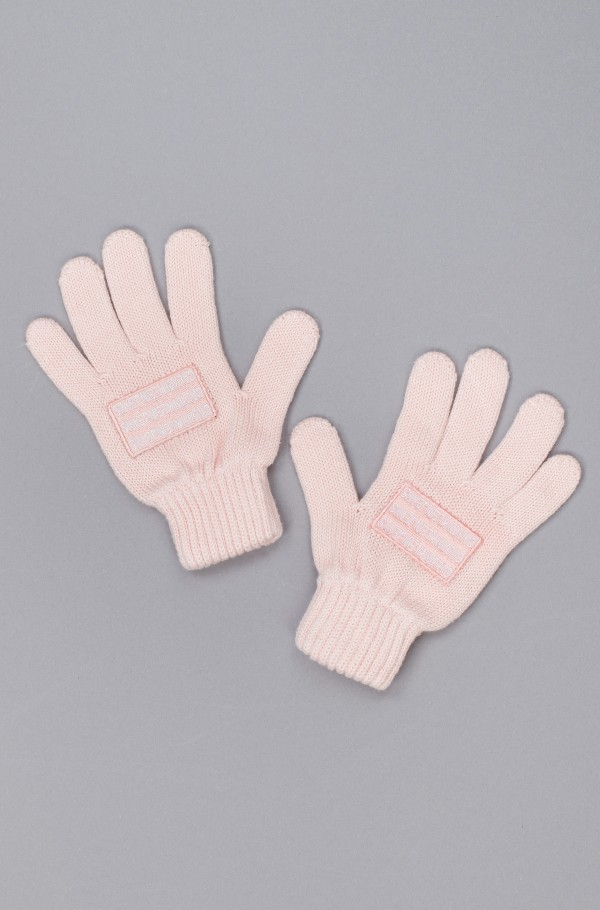 J BASIC KNITTED GLOVES