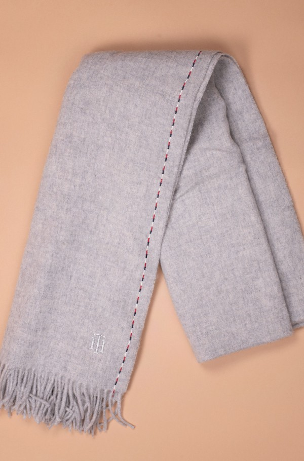 TH WOOL SCARF-hover