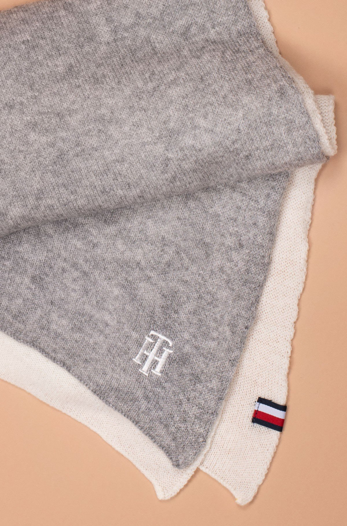 Sall CASHMERE MIX KNIT SCARF-full-1
