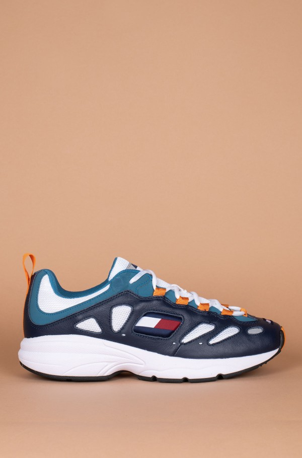 TOMMY JEANS RETRO SNEAKER-hover