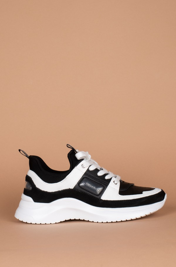 ULTRA LOW TOP LACE UP