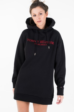 Suknelė KRISTAL HOODED DRESS LS-1