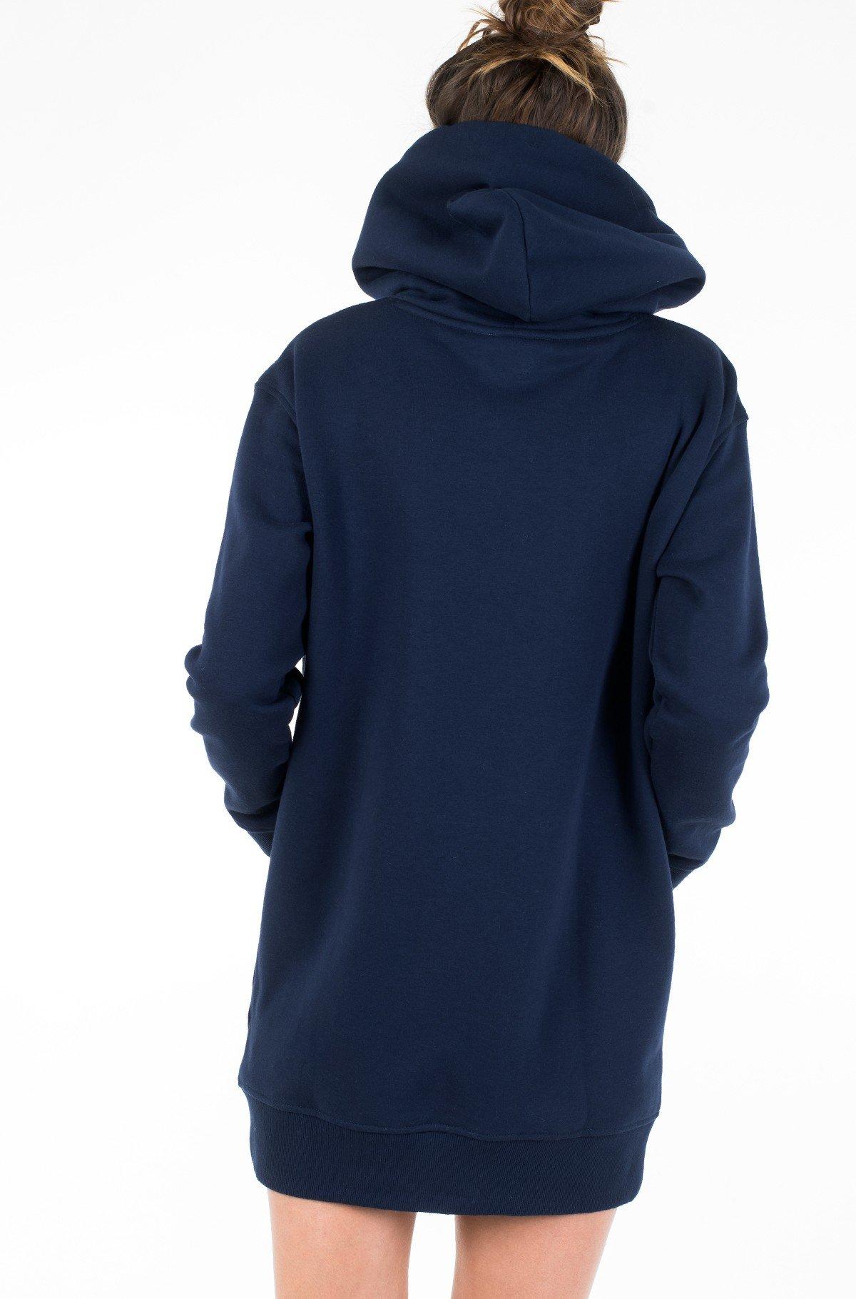 Dress TJW TOMMY BADGE HOODIE DRESSs-full-3
