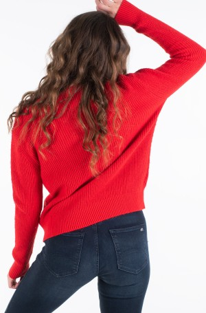 Megztinis TJW TOMMY BADGE SWEATER-3