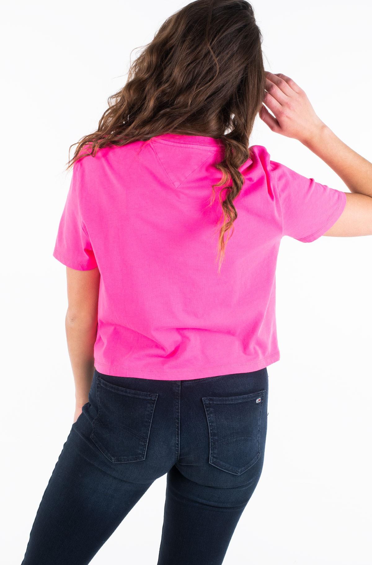Marškinėliai TJW SMALL LOGO TEXT TEE-full-2