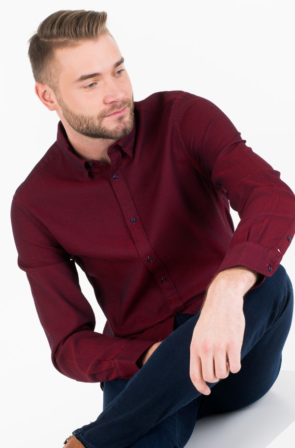 WCC TEXTURED SHIRT