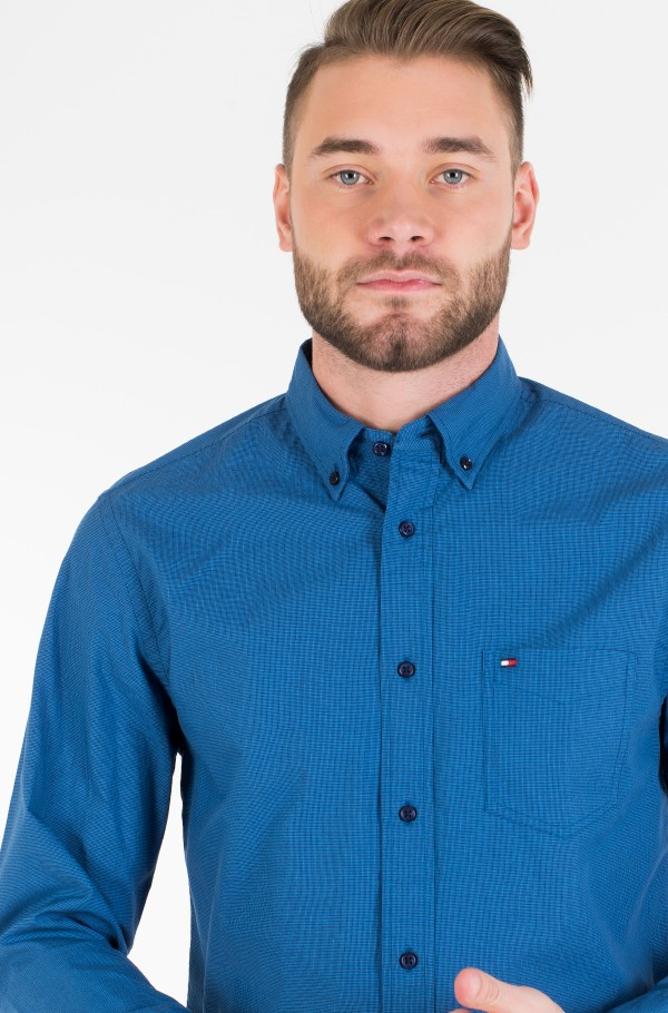 WCC MINI HOUNDSTOOTH SHIRT