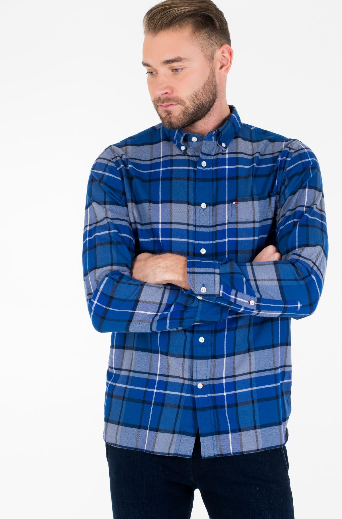 Marškiniai CLASSIC TARTAN SHIRT-full-2