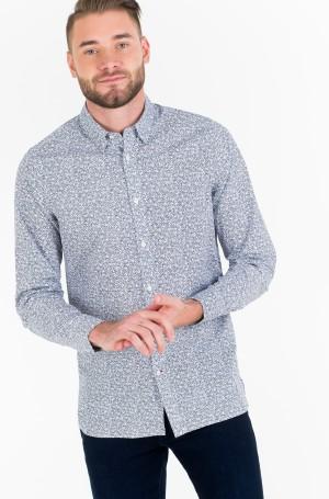 Marškiniai WCC SLIM FLOWER PRINT SHIRT-1