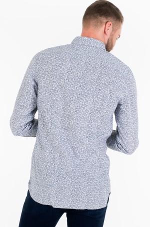 Marškiniai WCC SLIM FLOWER PRINT SHIRT-2