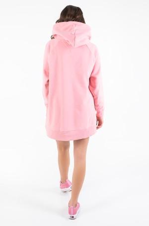 Dress TJW LOGO HOODIE DRESS-3