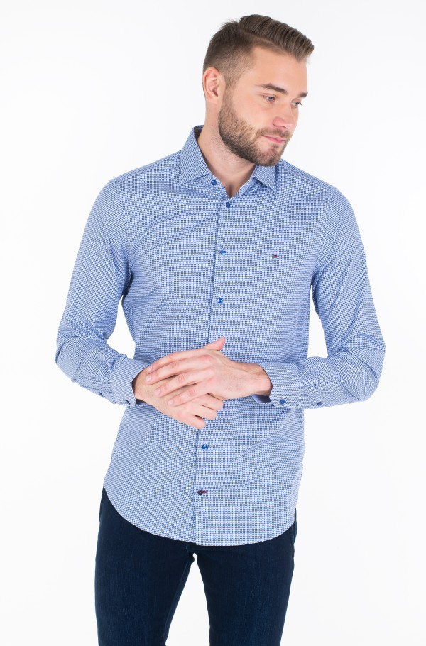 MICRO DESIGN CLASSIC SLIM SHIRT