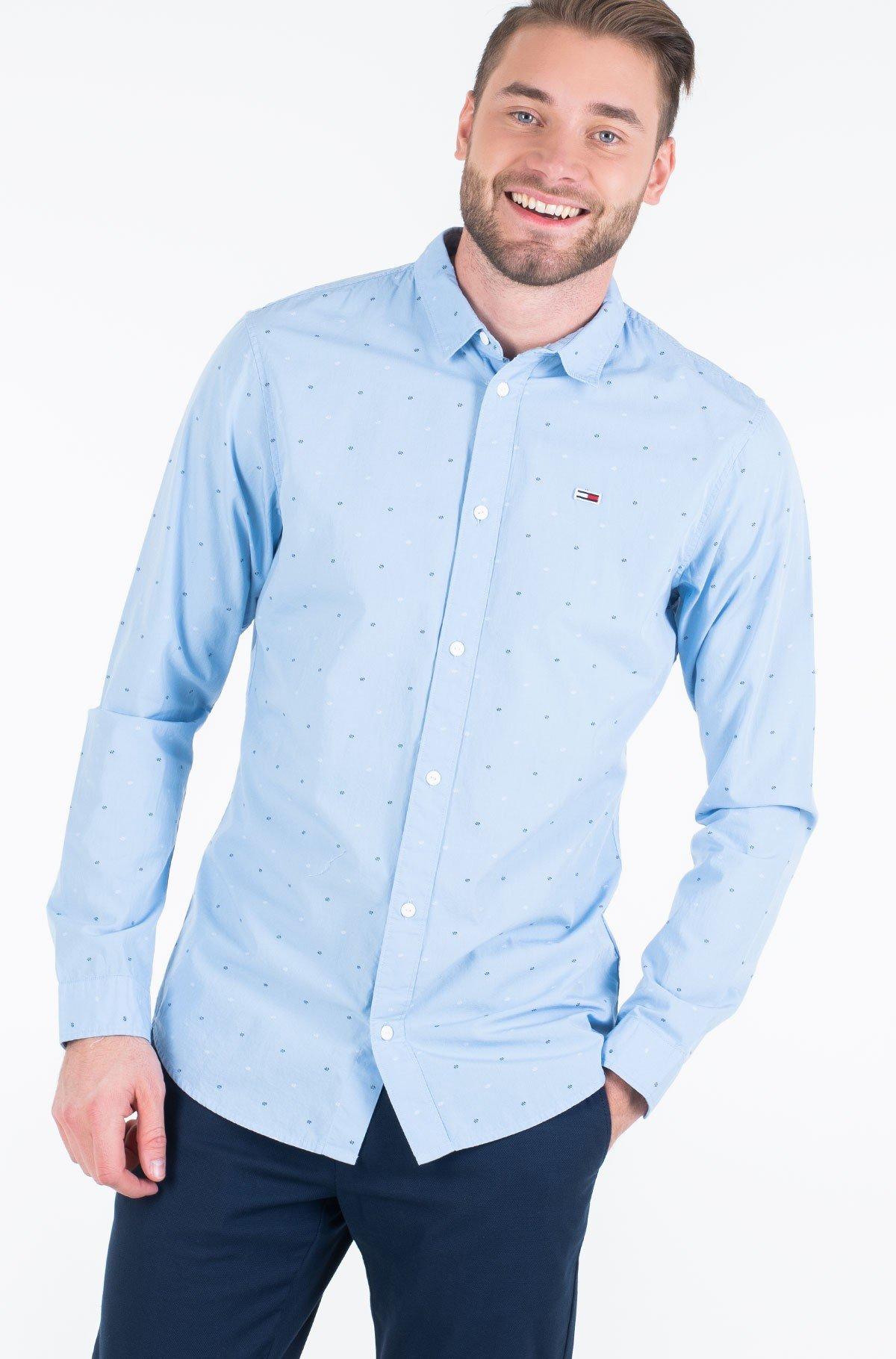 Marškiniai TJM NOVELTY DOBBY SHIRT-full-1