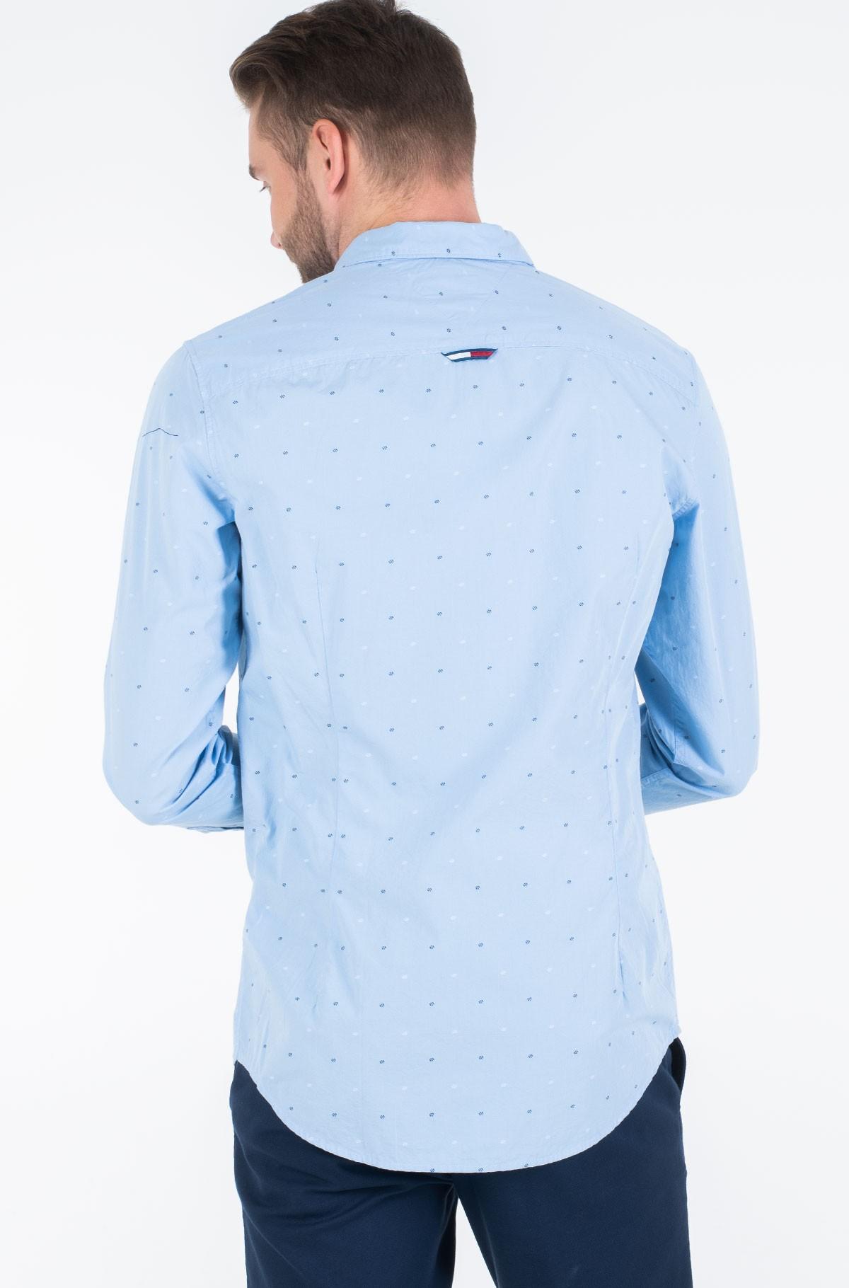 Marškiniai TJM NOVELTY DOBBY SHIRT-full-3