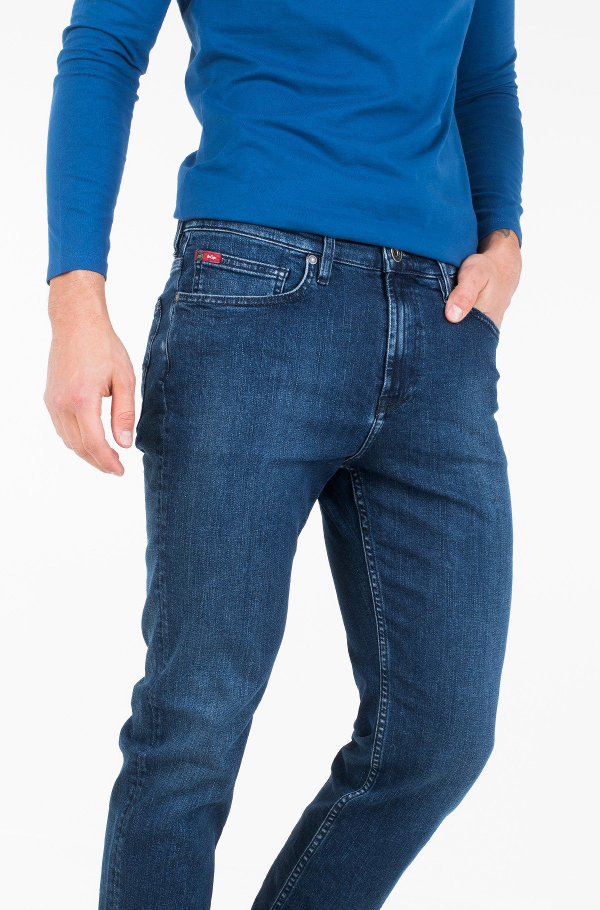 Džinsinės kelnės LC126 8422-full-1