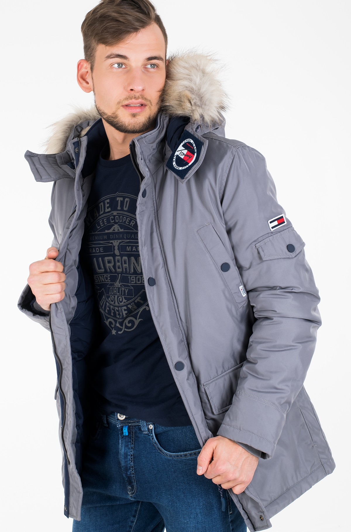 Parka TJM TECH PARKA-full-1