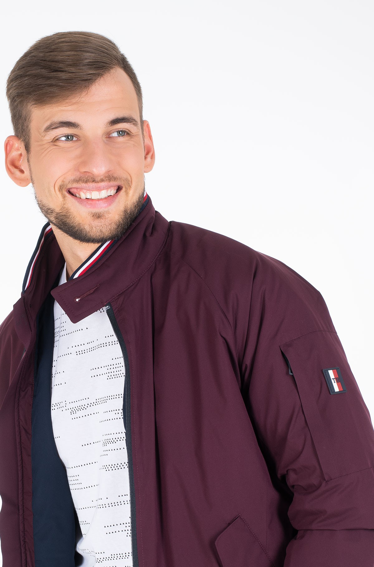 Jope STRETCH HARRINGTON	-full-2