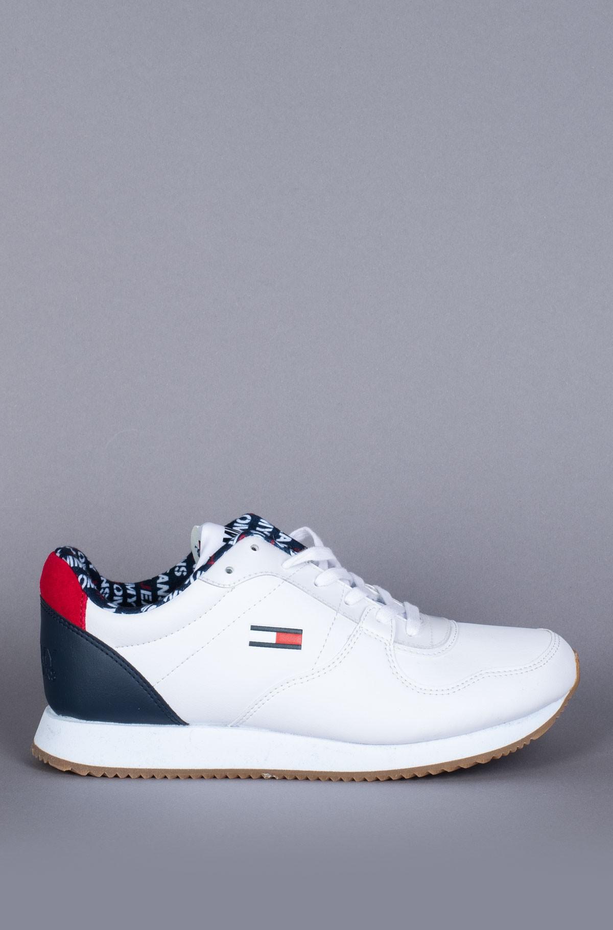 Footwear WMNS CASUAL TOMMY JEANS SNEAKER-full-1