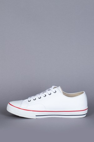 Tennised WMNS LEATHER CITY SNEAKER-2