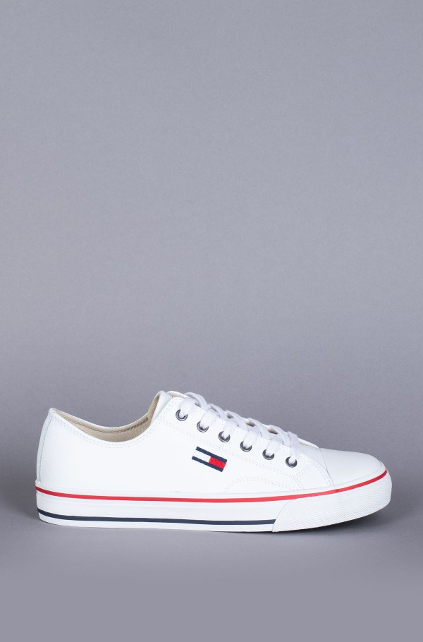 LEATHER CITY SNEAKER