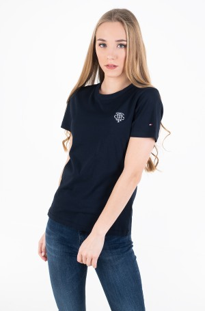 T-shirt NEW TH ESS EMBROIDERY TEE SS-1