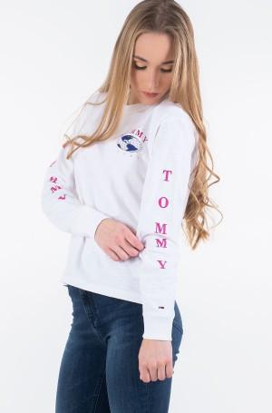 Long sleeved t-shirt TJW TOMMY GLOBE LONGSLEEVE-1