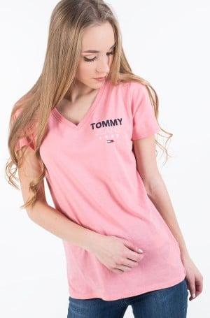 Marškinėliai TJW ESSENTIAL V-NECK LOGO TEE-1