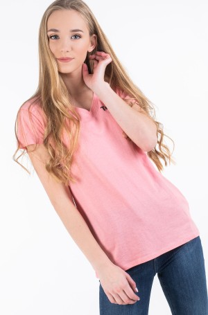 Marškinėliai TJW ESSENTIAL V-NECK LOGO TEE-2