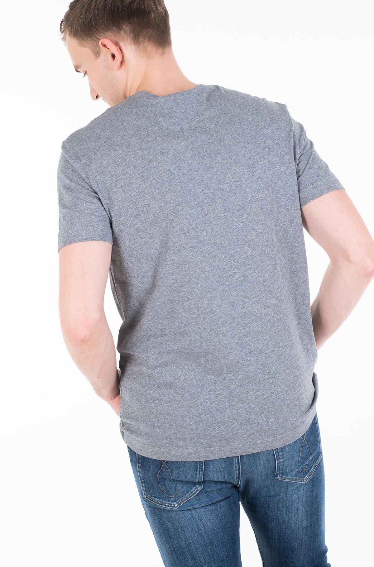 Marškinėliai CK ESSENTIAL SLIM TEE-full-2