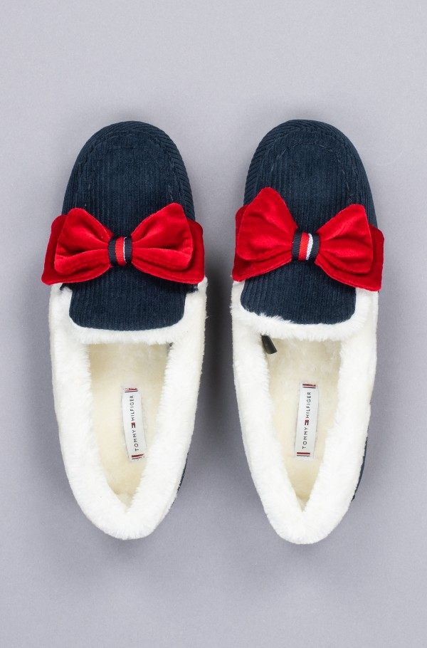 TOMMY COZY MOCCASSIN SLIPPER