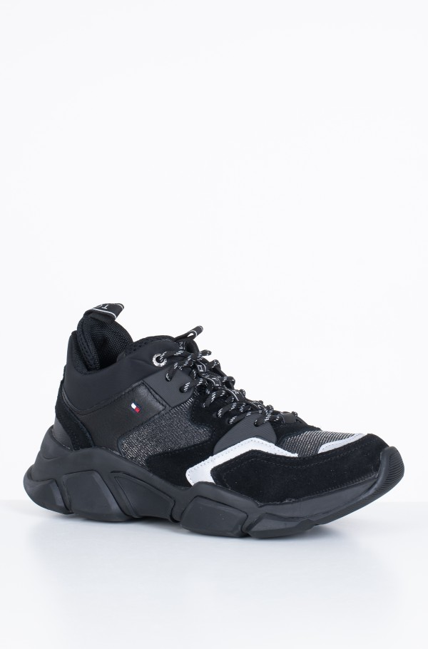 MID CUT CHUNKY SNEAKER-hover