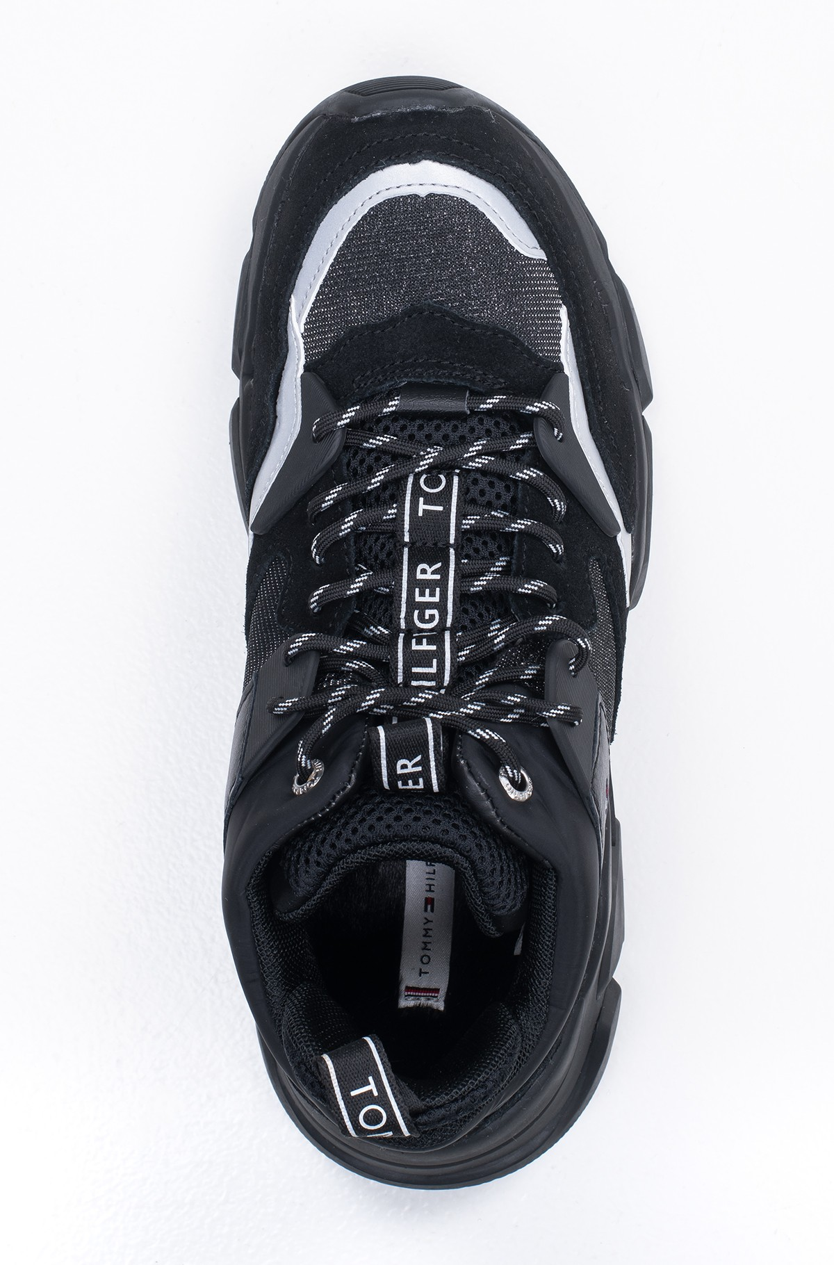 Casual shoes MID CUT CHUNKY SNEAKER-full-4