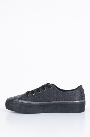 Casual shoes TOMMY SPARKLE FLATFORM SNEAKER-4