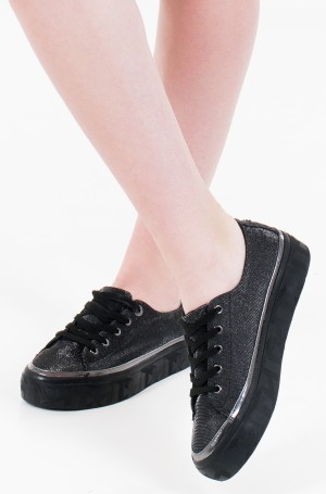 Casual shoes TOMMY SPARKLE FLATFORM SNEAKER-2
