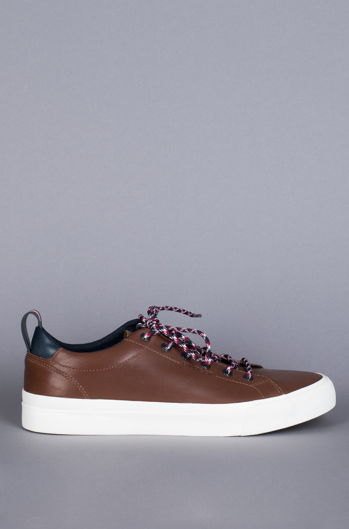 Sneakers PREMIUM VULCANIZED COGNAC-full-1