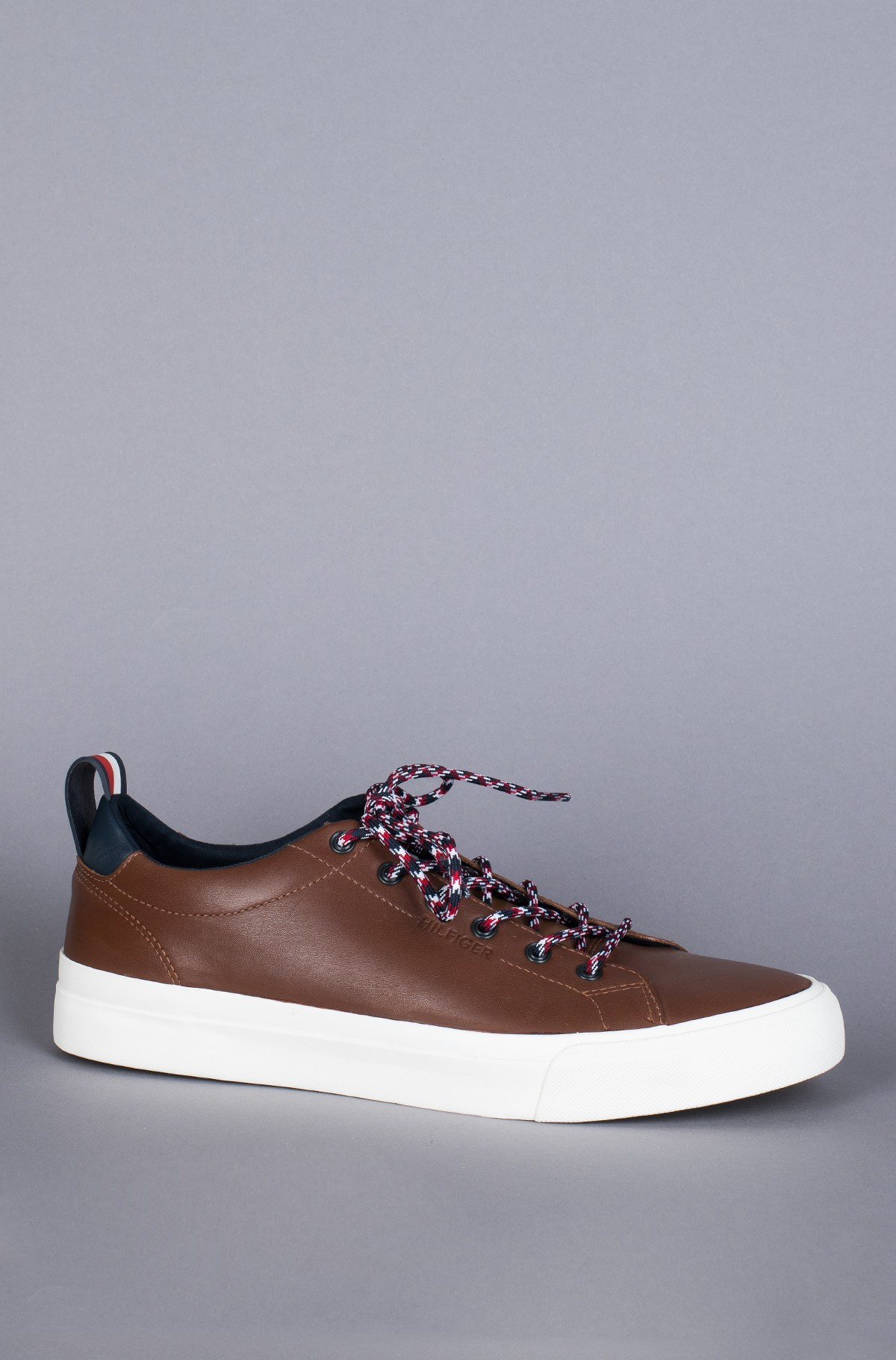 Sneakers PREMIUM VULCANIZED COGNAC-full-3