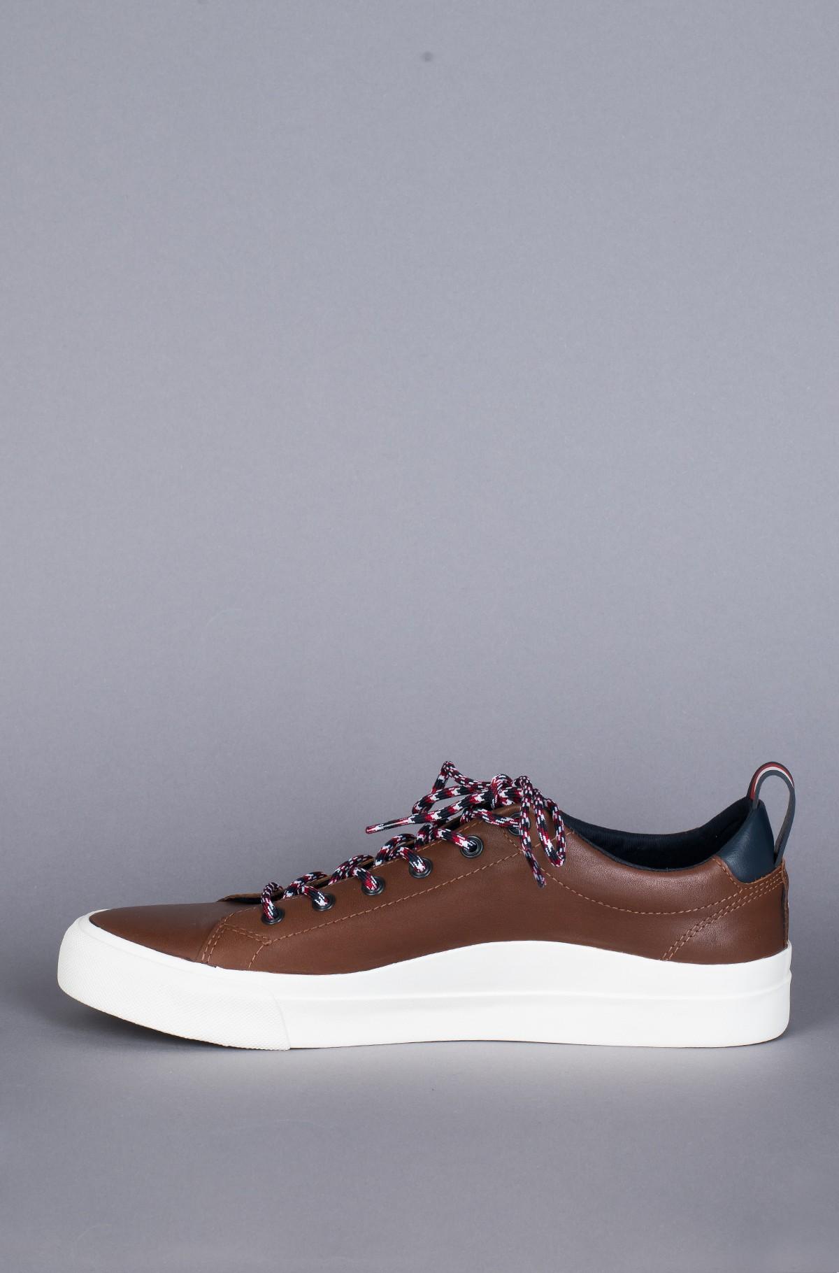 Sneakers PREMIUM VULCANIZED COGNAC-full-4