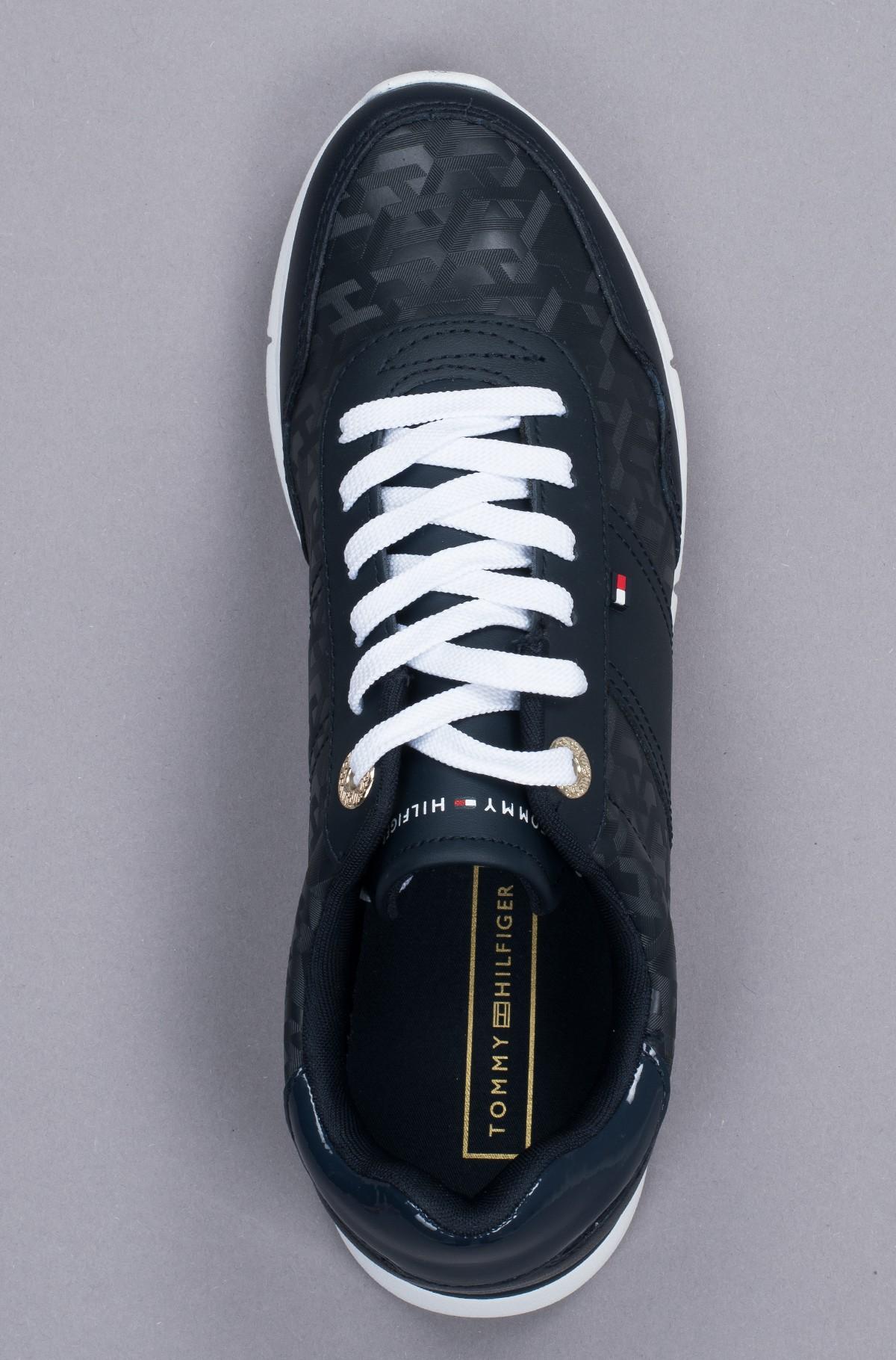 Sneakers TOMMY JACQUARD LIGHT SNEAKER-full-4