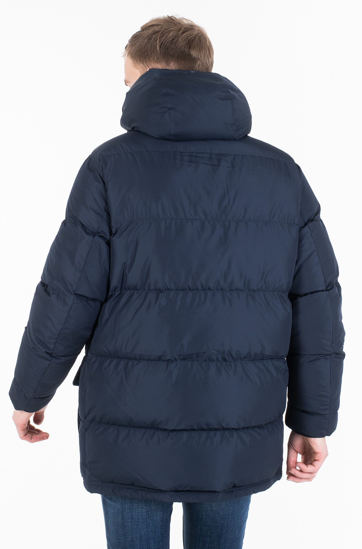 Striukė TOMMY HOODED PARKA-full-3
