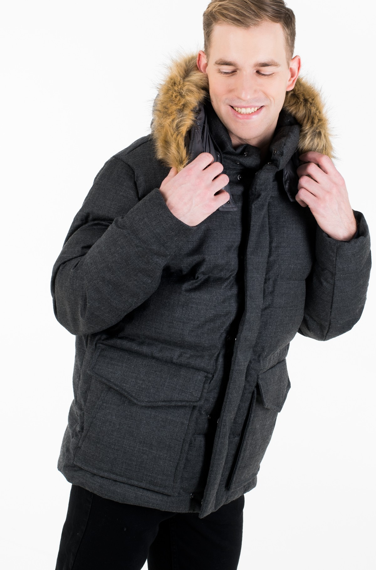 Jope ICON TECH PUFFER JACKET-full-3