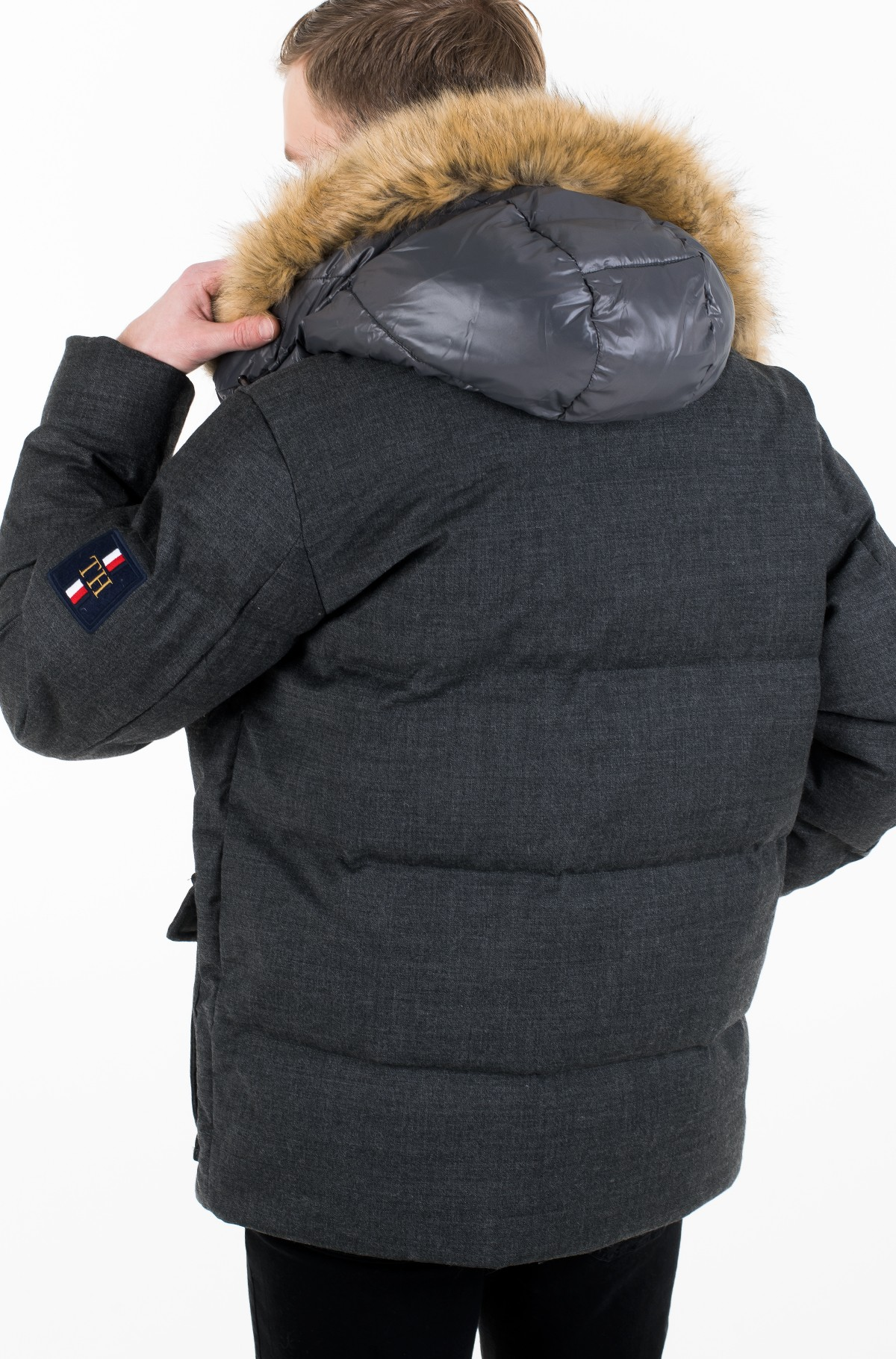 Jope ICON TECH PUFFER JACKET-full-4