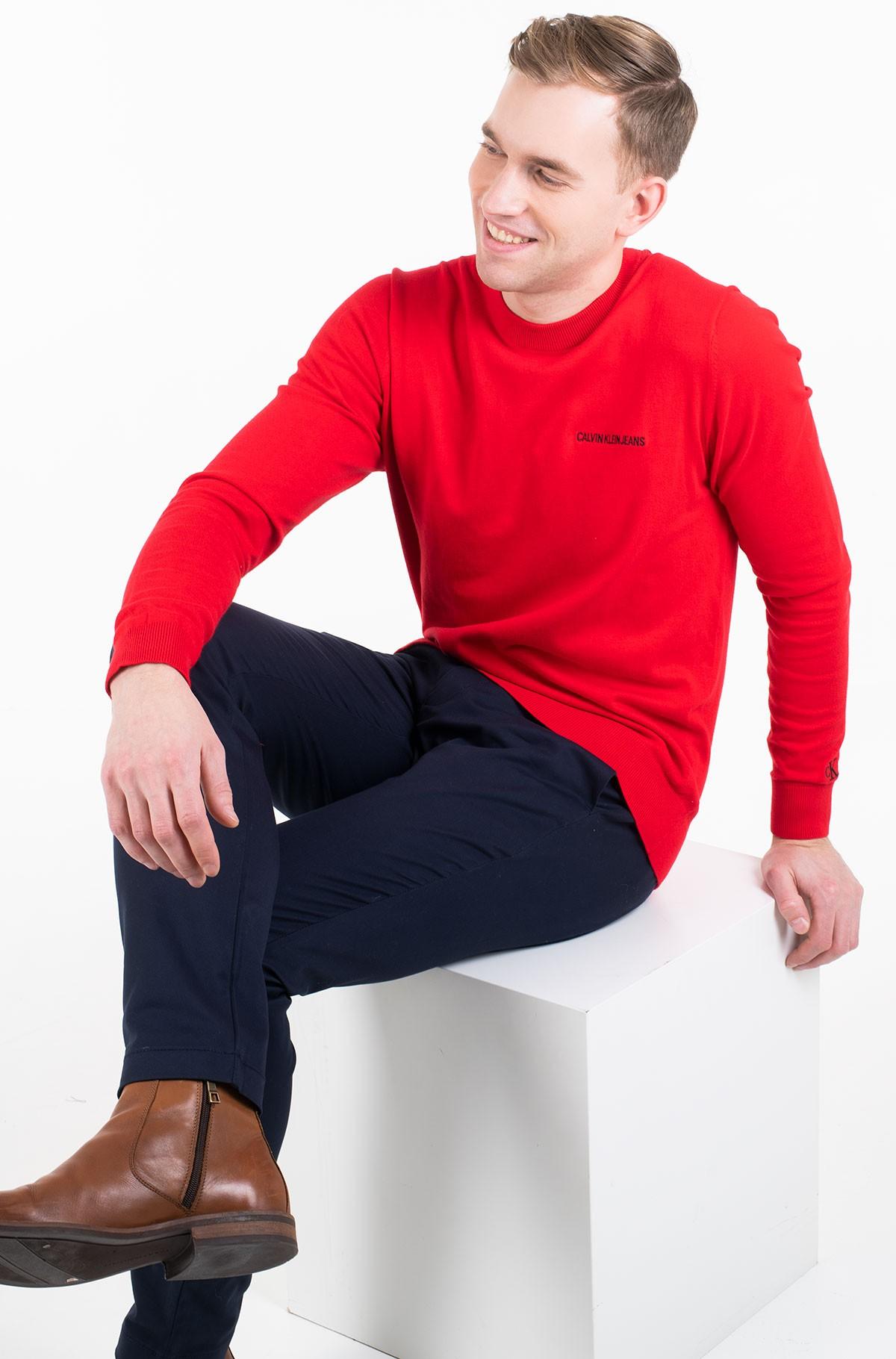 Džemperis INSTIT CHEST LOGO CN SWEATER-full-1