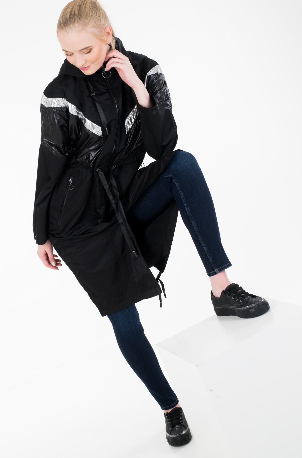 Plastic coat  W01L76 WCL40-full-1